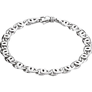 Platinum Men's Bracelet